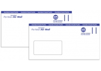Australia - DLE Postage Included Envelopes: Self seal, Window and Non-window.