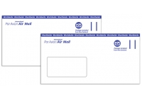 Rest of the World - DLE Postage Included Envelopes: Self Seal Window and Non-window